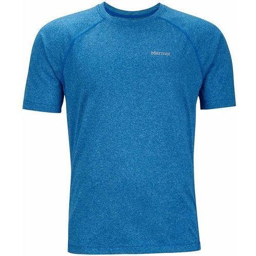 koszulka sportowa accelerate ss new true blue heather l marki Marmot
