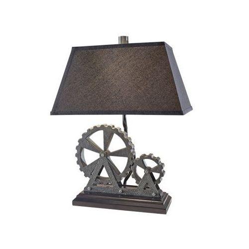 Fe/old indust tl loft lampa stołowa  feiss marki Elstead