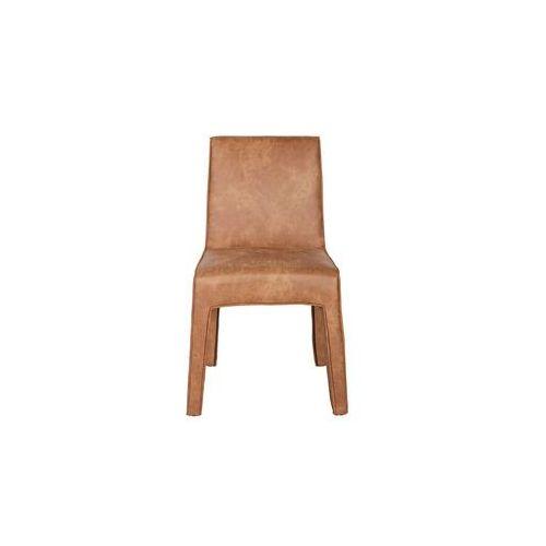 Be Pure Krzesło Cocoon, kolor koniakowy 800540-C, kolor pomarańczowy