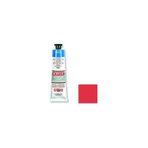 Farba akrylowa Acrylic 310 Czerwony Ciemny 40ml, 162715