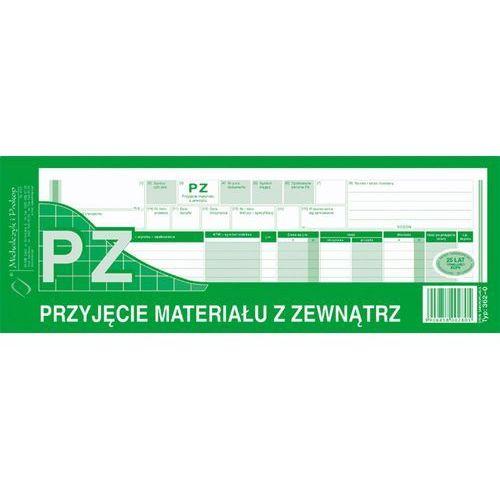 Michalczyk i prokop Przyjęcie materiałów z zewnątrz pz michalczyk&prokop 362-0 - 1/2 a4 (wielokopia)