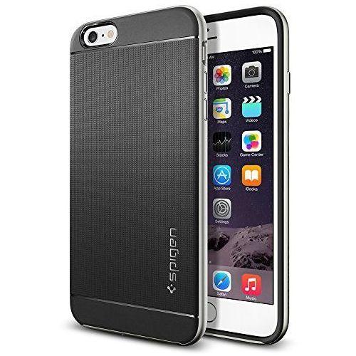 Etui SPIGEN do iPhone 6 Plus Case Neo Hybrid Series Satynowo-Srebrny (8809404213908)