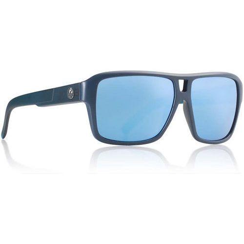 okulary słoneczne DRAGON - The Jam H2O Matte Navy Blue Sky Ion (414) rozmiar: OS, kolor niebieski