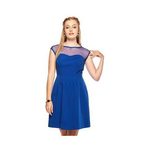 Sukienka Model Catherine Blue
