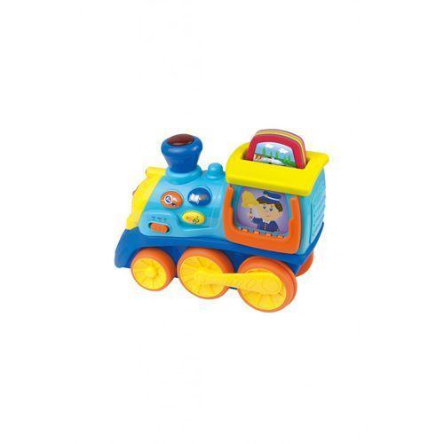Dumel Mój pierwszy pociąg pojazdy (0672552423103)