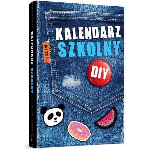 Anna leszczyńska-rożek Kalendarz szkolny - wilga od 24,99zł darmowa dostawa kiosk ruchu (9788328045323)