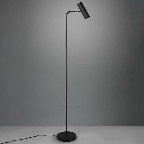 Trio marley 412400132 lampa stojąca podłogowa 1x35w gu10 czarny mat