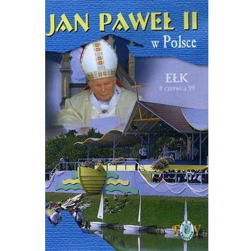 Jan paweł ii w polsce 1999 r - ełk - dvd od producenta Fundacja lux veritatis