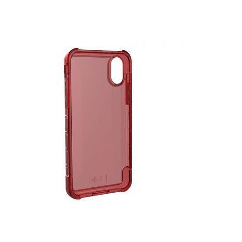 Uag plyo apple iphone x przezroczysty czerwony >> promocje - neoraty - szybka wysyłka - darmowy transport od 99 zł!