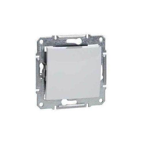 Schneider Sedna Łącznik 2-biegunowy - Biały SDN0200221 (włącznik elektryczny)