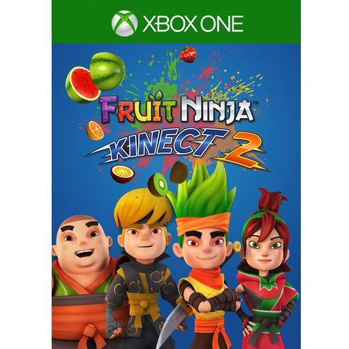 OKAZJA - Fruit Ninja Kinect 2 (Xbox One)