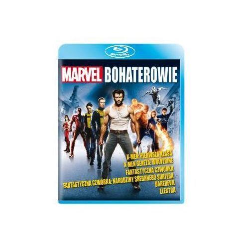 Marvel: Bohaterowie - Kolekcja (Blu-ray) - Johnson Mark Steven, Tim Story DARMOWA DOSTAWA KIOSK RUCHU (5903570069178)