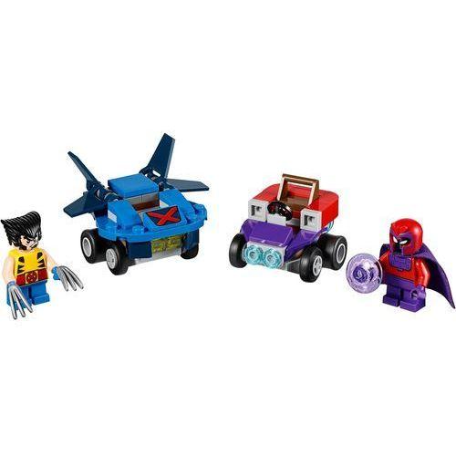 76073 VOLVERINE KONTRA MAGNETO (Mighty Micros: Wolverine vs. Magneto) - KLOCKI LEGO SUPER HEROES - BEZPŁATNY ODBIÓR: WROCŁAW!