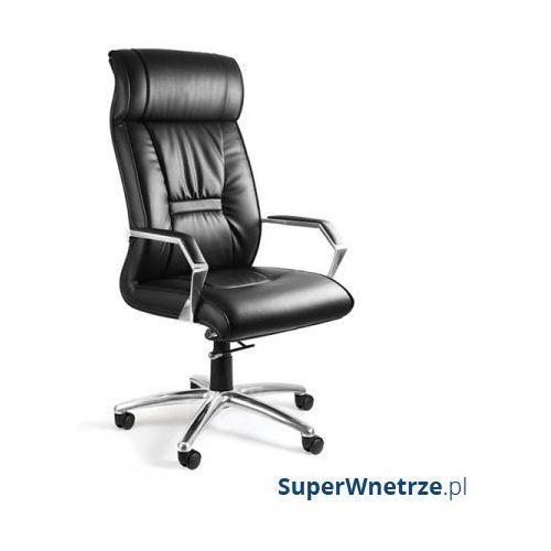 Unique Fotel biurowy celio pu skóra ekologiczna czarny