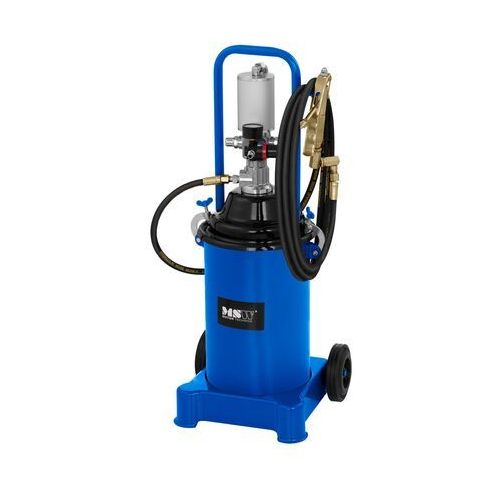 smarownica pneumatyczna - 12 l - 300-400 bar pro-g 12m - 3 lata gwarancji marki Msw