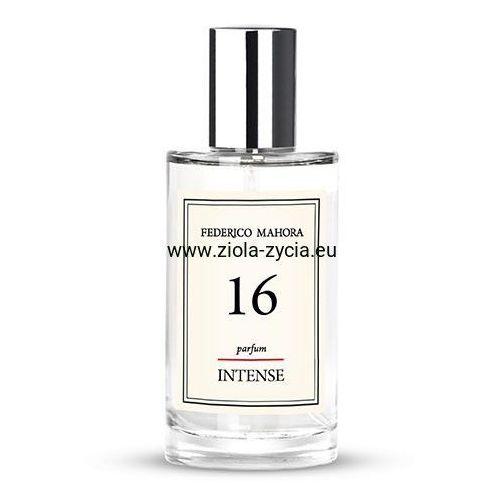 Perfumy intense damskie fm 16 - fm group marki Federico mahora - fm group