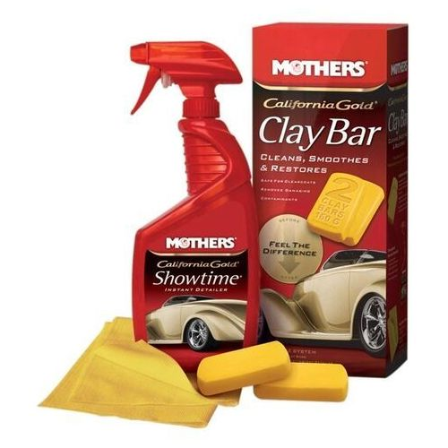Mothers california gold® clay bar system