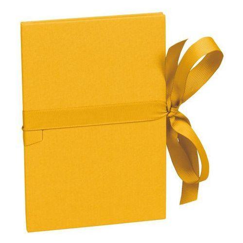 Album na zdjęcia Leporello Uni duży żółty (4250053685471)