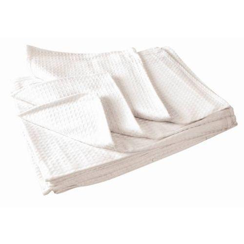 Ściereczki bawełniane o strukturze plastra miodu | 508x762mm | 10szt. marki Vogue