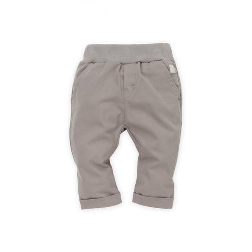 Spodnie niemowlęce tkaninowe 5l35bk marki Pinokio