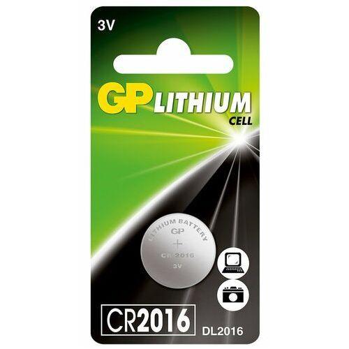 Gp-batteries Gp batteries bateria cr 2016 (1szt.)
