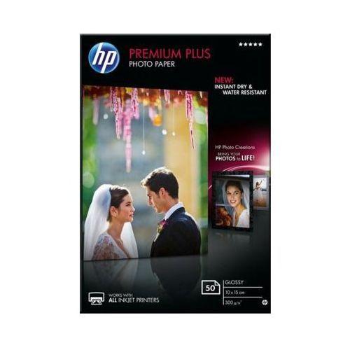 Papier HP Premium Plus High-gloss Snapshot Photo 300g 10 x 15 cm (0886111408757)