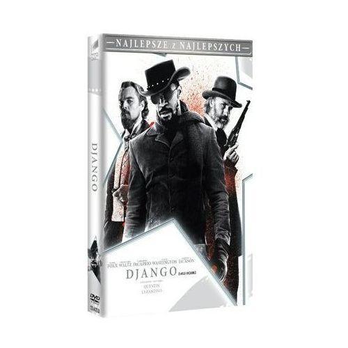 Najlepsze z najlepszych. Django (DVD) - Quentin Tarantino