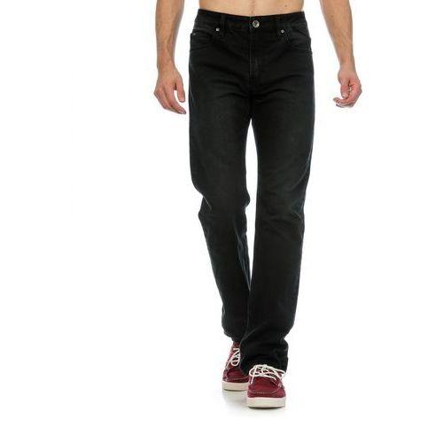 Timeout jeansy męskie 29/32 czarny