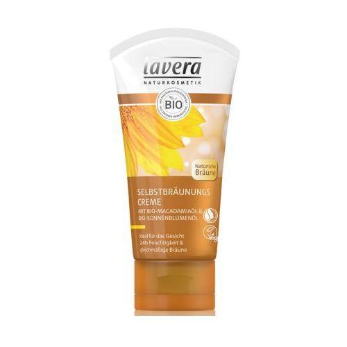 Lavera Krem samoopalający do twarzy z bio-makadamią i bio-olejem słonecznikowym (4021457608027)