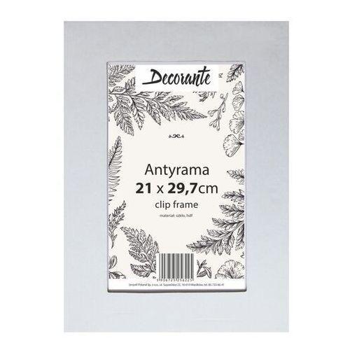 Antyrama szklana 21 x 29 7 cm, 016732