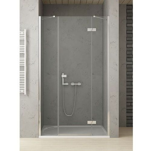 New Trendy Platinium drzwi wnękowe REFLEXA 150 prawe, wys. 200 cm, szkło czyste 6 mm EXK-1211/EXK-0003, EXK-1211/EXK-0003