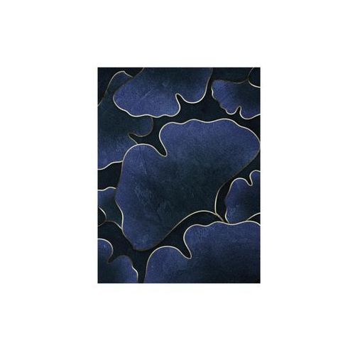 Kanwa SILVER GINKGO 70 x 100 cm (5902841507791)