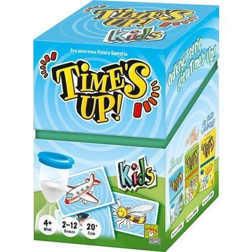 Rebel Gra time's up! - kid's (nowa edycja)