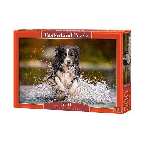 Castorland Puzzle 500 el. b-52424 taste of freedom (5904438052424)