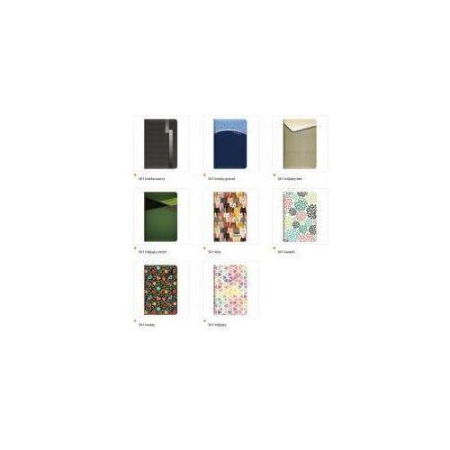 Kalendarz książkowy A5 tygodniowy z notesem 2017 (SK1) Mix (5906408000718)