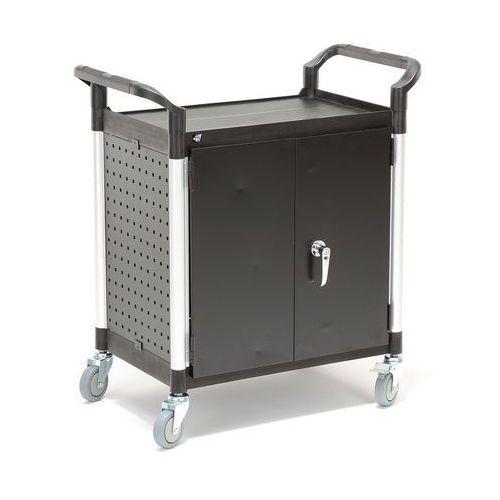 Wózek narzędziowy move z szafką, 880x490x950 mm marki Aj produkty