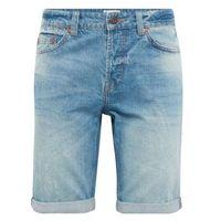 spodnie 'onsply shorts light blue pk 8614' niebieski denim marki Only & sons