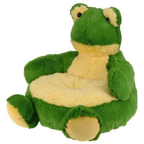 Pluszak - siedzisko pluszowe z oparciem dla dzieci marki Emako