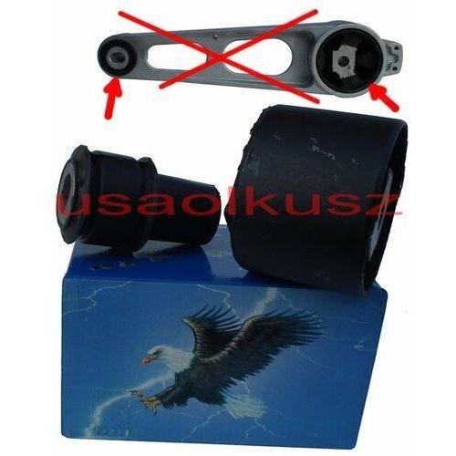 Eaglebhp Wkłady poduszki silnika prawej dolnej 12mm śruba 70mm poduszka chrysler pt cruiser