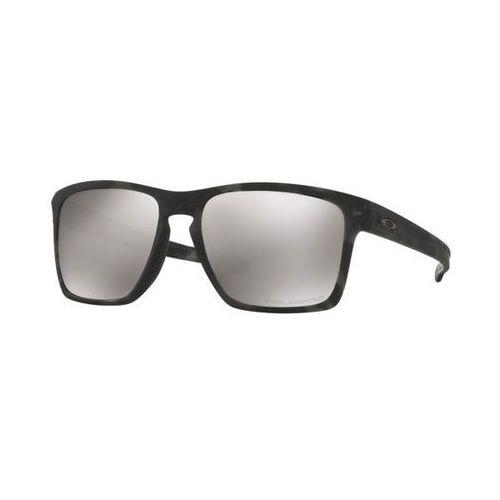 Okulary słoneczne oo9346 sliver xl asian fit polarized 934603 marki Oakley