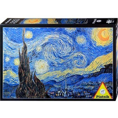 Piatnik , puzzle, 1000 elementów, gwiaździsta noc
