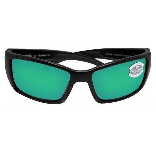 Costa del mar Okulary słoneczne blackfin polarized bl 11gf ogmglp