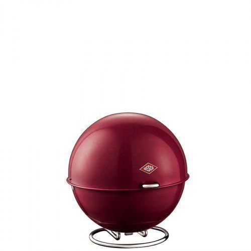 Wesco Superball chlebak/pojemnik bordowy 26 cm