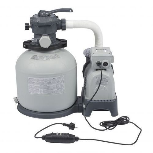 Intex Pompa filtrująca piaskowa 8m3/h dobrebaseny (6941057404301)