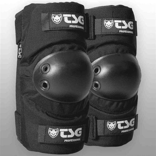 Ochraniacze - elbowpad professional black (102) rozmiar: s marki Tsg