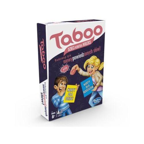 Gra Taboo Dzieci kontra rodzice (5010993578085)