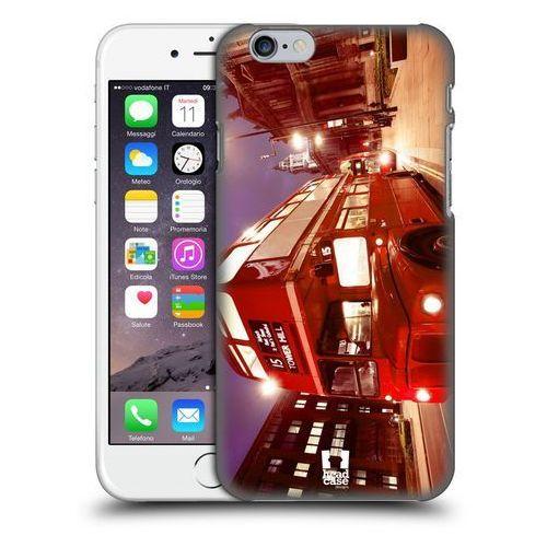 Head case Etui plastikowe na telefon - najlepsze miejsca czerwony autobus w londynie