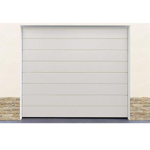 Brama garażowa segmentowa ral9010 marki Doorhan