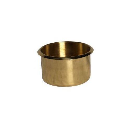 Uchwyt na kubek - złoty