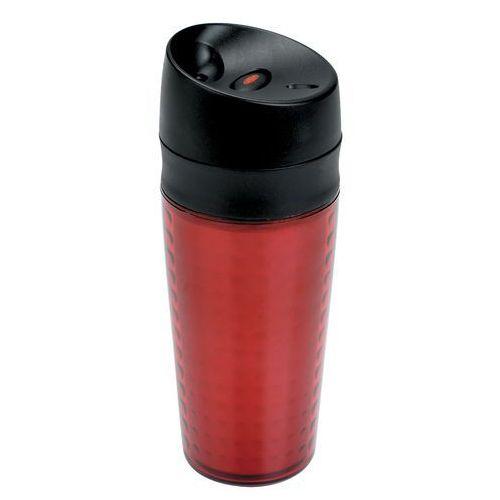Kubek termiczny Oxo Good Grips LiquiSeal 350 ml czerwony, kolor Kubek